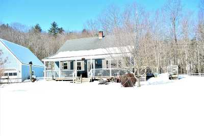 Hopkinton Single Family Home Active Under Contract: 973 Bound Tree Road
