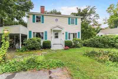 Hampton Single Family Home For Sale: 163 Winnacunnet Road