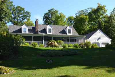 Moultonborough Single Family Home For Sale: 19 Spring Hill Road