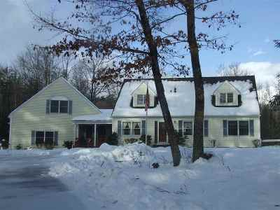 Carroll County Single Family Home For Sale: 220 Tall Pines Road