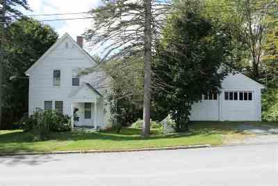 Rutland, Rutland City Single Family Home For Sale: 149 Ash Street