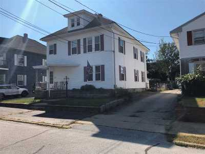 Manchester Multi Family Home For Sale: 755 Silver Street