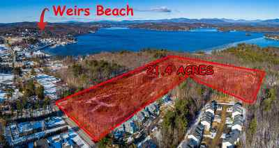 Laconia Residential Lots & Land For Sale: 135 Endicott East Street