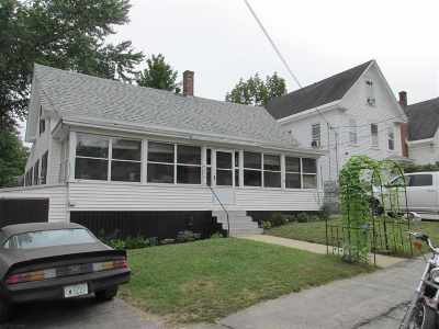 Hillsborough Single Family Home For Sale: 64 Bridge Street