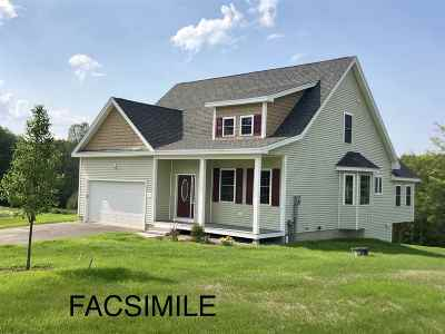 Tilton Single Family Home For Sale: 78 Rolling Hills Drive