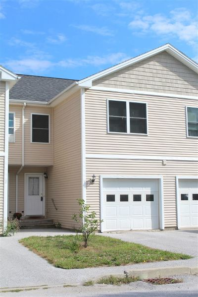 Swanton Condo/Townhouse For Sale: 3 Ally Drive