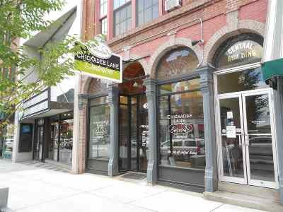 Concord Commercial Lease For Lease: 25 N Main Street
