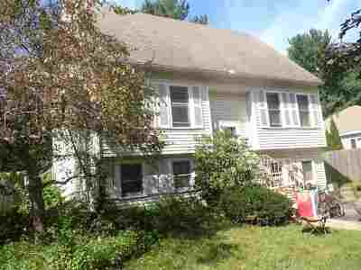 Nashua Single Family Home For Sale: 80 Manchester Street