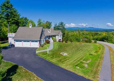 Laconia Single Family Home Active Under Contract: 261 Turner Way
