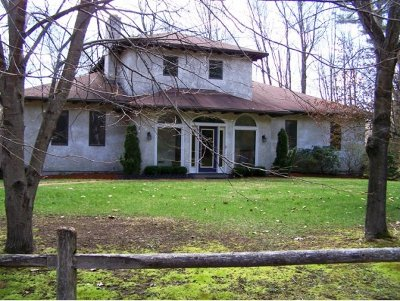 Epping Single Family Home Active Under Contract: 21 Tilton Woods