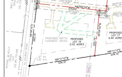 Addison County Residential Lots & Land For Sale: Lot 16 Hidden Acres Drive #16