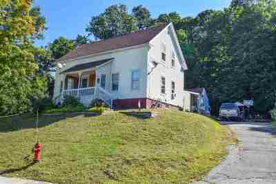 Franklin Multi Family Home For Sale: 82-84 Woodridge Road