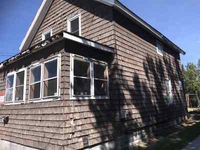 Rutland, Rutland City Single Family Home For Sale: 38 Forest Street