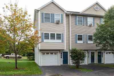 Manchester Condo/Townhouse Active Under Contract: 1029 S Mammoth Road #42