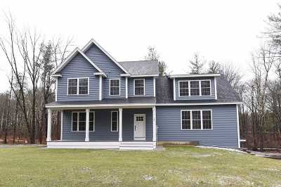 Derry Single Family Home For Sale: 181 Warner Hill Road