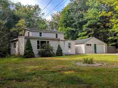 Laconia Single Family Home For Sale: 86 Morrill Street