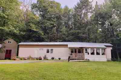 Single Family Home For Sale: 503 Bradford Road