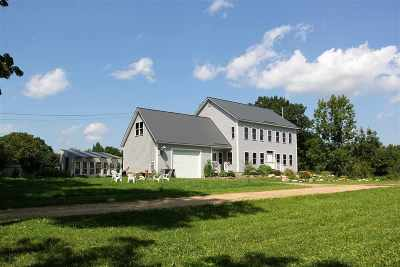 Belknap County Single Family Home For Sale: 96 French Road