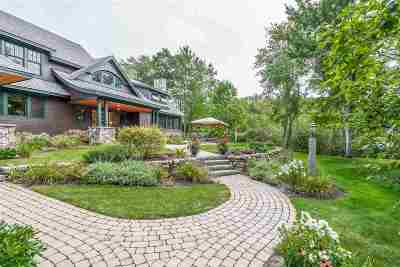 Holderness Single Family Home For Sale: 44 Marden Point Road
