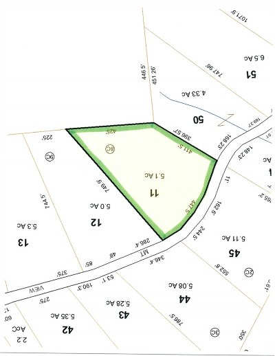 Bethlehem Residential Lots & Land For Sale: * Mountain View Lane