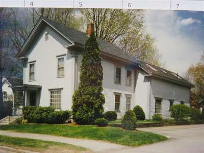 Laconia Multi Family Home For Sale: 791 No Main Street