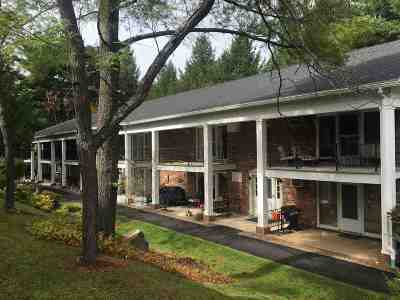 Chittenden County Condo/Townhouse For Sale: 100 Kennedy Drive #56