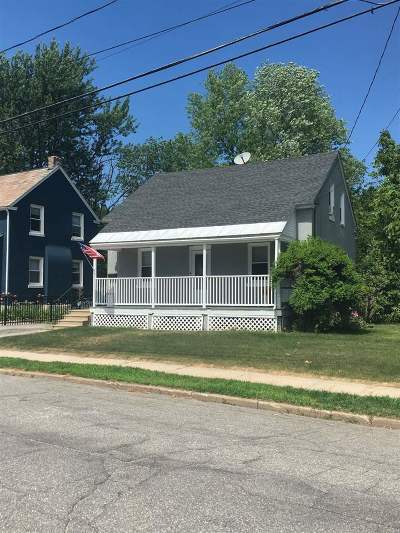 Nashua Single Family Home For Sale: 5 Perry Avenue