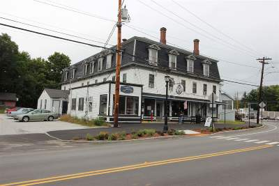 Goffstown Multi Family Home For Sale: 4 Main Street