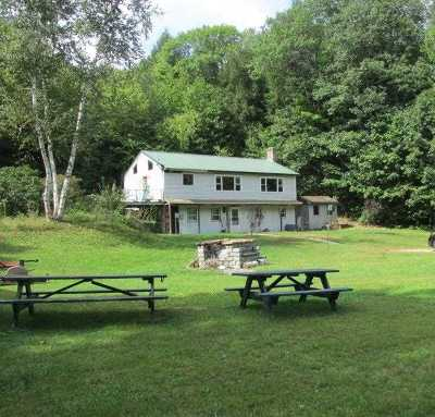 Hillsborough Single Family Home Active Under Contract: 28 Old Railroad Road