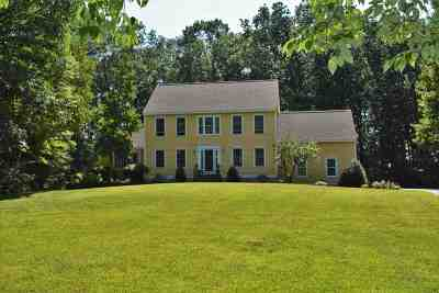 Salem Single Family Home Active Under Contract: 8 Briarwood Drive