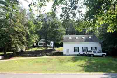 Concord Single Family Home Active Under Contract: 15 Broad Cove Drive #37/Z/66