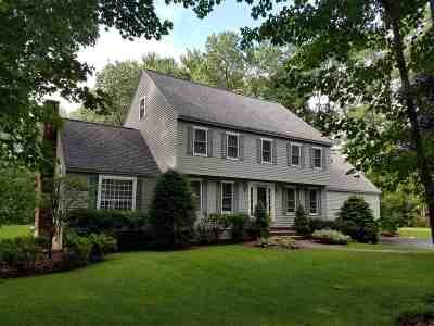 Derry Single Family Home Active Under Contract: 19 Buttonwood Drive