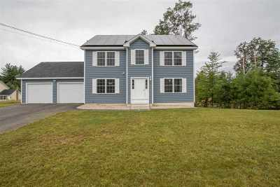 Weare Single Family Home For Sale: 53 Hilbren Road