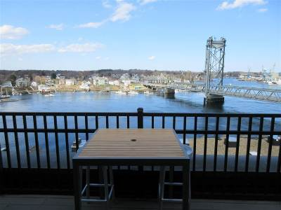 Portsmouth Condo/Townhouse For Sale: 121 Bow St. #A-2