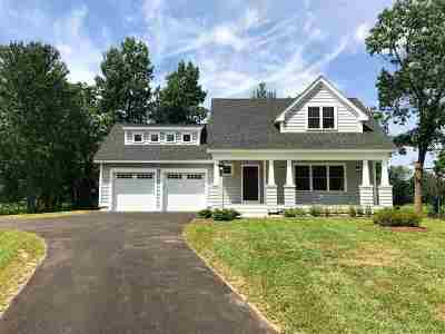 Stratham Single Family Home For Sale: Lot 13-136 Betty Lane