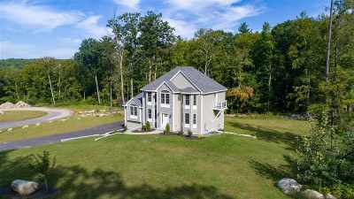 Pelham Single Family Home For Sale: 157 Clement Road #lot 6
