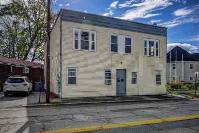 Manchester Multi Family Home For Sale: 73 Massabesic Street