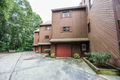 Epping Condo/Townhouse Active Under Contract: 153 Coffin Road #18
