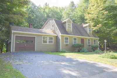 South Berwick Single Family Home For Sale: 6 Birch Drive
