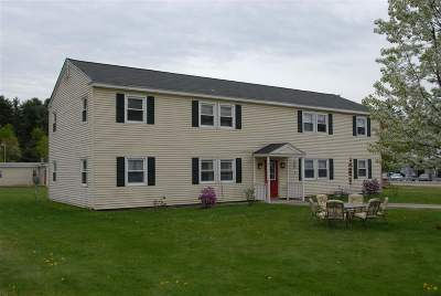 Merrimack County Rental For Rent: 180 North Main Street #F2