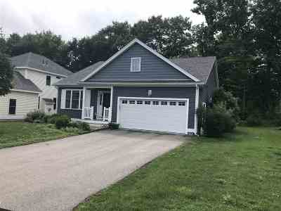 Dover Single Family Home For Sale: 10 Melody Terrace