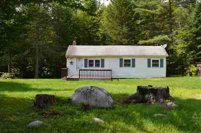 Groton Single Family Home For Sale: 461 Branch Brook Road