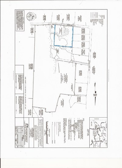 Weare Residential Lots & Land For Sale: Lot 160 Balch Hill Road Drive #Map 410