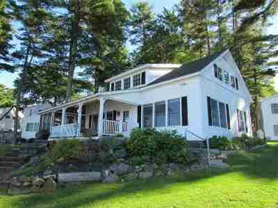 Gilford Single Family Home For Sale: 171 Dockham Shore Road #1