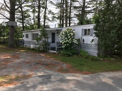 Franconia Mobile/Manufactured Active Under Contract: 78 Fox Hill Lane