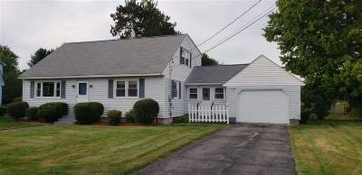 Nashua Single Family Home For Sale: 9 Juniper Lane
