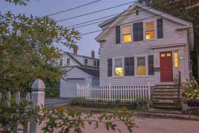 Concord Single Family Home For Sale: 5 Lincoln Street