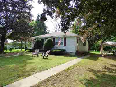 Belknap County Single Family Home For Sale: 16 Spruce Street #55