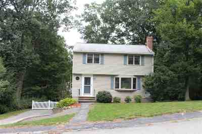 Nashua Single Family Home For Sale: 37 Nightingale Road