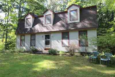 Milford Single Family Home Active Under Contract: 399 Osgood Road